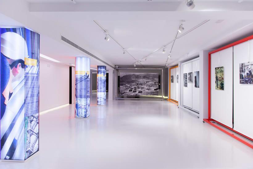 Museo-Centro de interpretación. Repsol.Refinería de  Cartagena.2016. 5