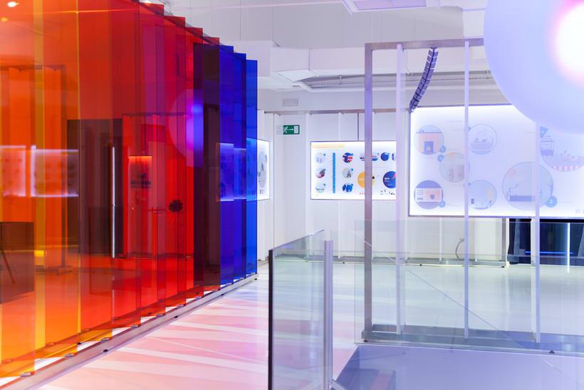 Museo-Centro de interpretación. Repsol.Refinería de  Cartagena.2016. 6