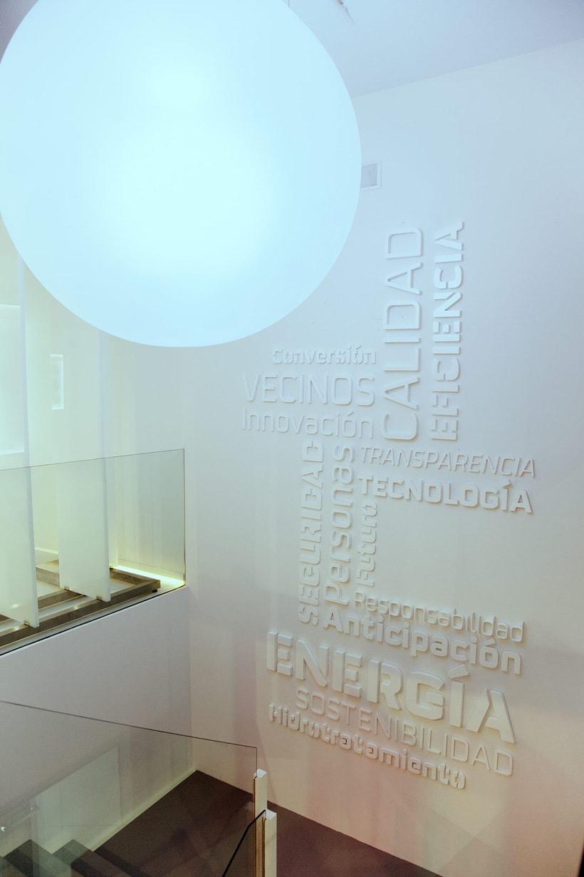Museo-Centro de interpretación. Repsol.Refinería de  Cartagena.2016. 7