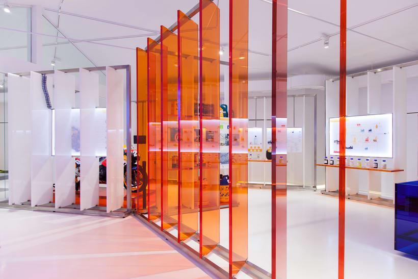 Museo-Centro de interpretación. Repsol.Refinería de  Cartagena.2016. 8