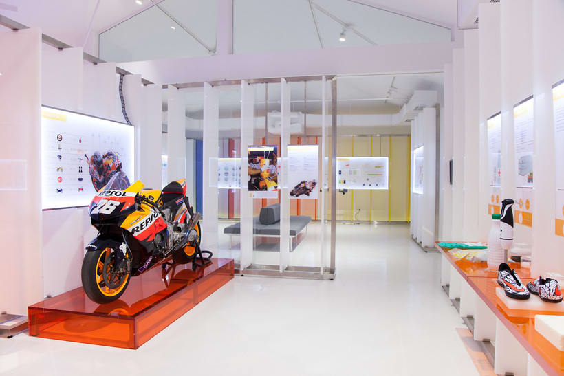 Museo-Centro de interpretación. Repsol.Refinería de  Cartagena.2016. 13