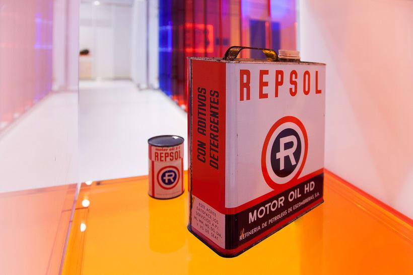 Museo-Centro de interpretación. Repsol.Refinería de  Cartagena.2016. 18