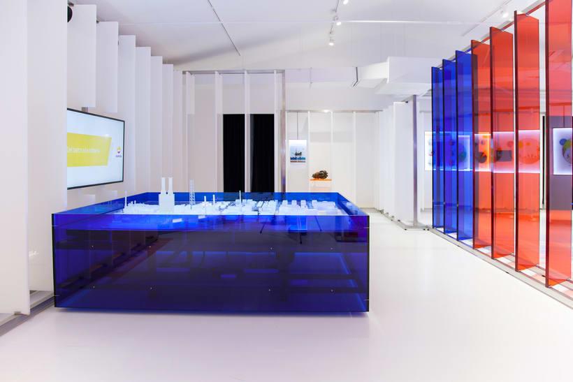 Museo-Centro de interpretación. Repsol.Refinería de  Cartagena.2016. 20