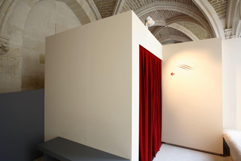 Diseño de Exposición El Cid Campeardor. Catedral de Burgos. 2008. 0