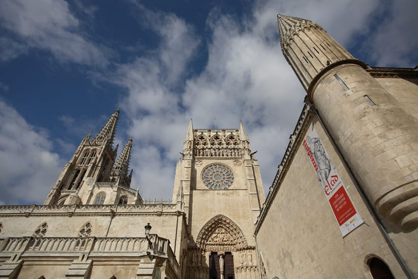 Diseño de Exposición El Cid Campeardor. Catedral de Burgos. 2008. 1