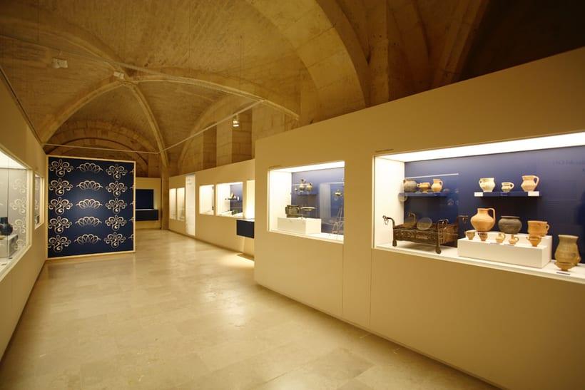 Diseño de Exposición El Cid Campeardor. Catedral de Burgos. 2008. 2
