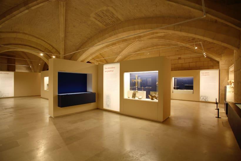 Diseño de Exposición El Cid Campeardor. Catedral de Burgos. 2008. 3