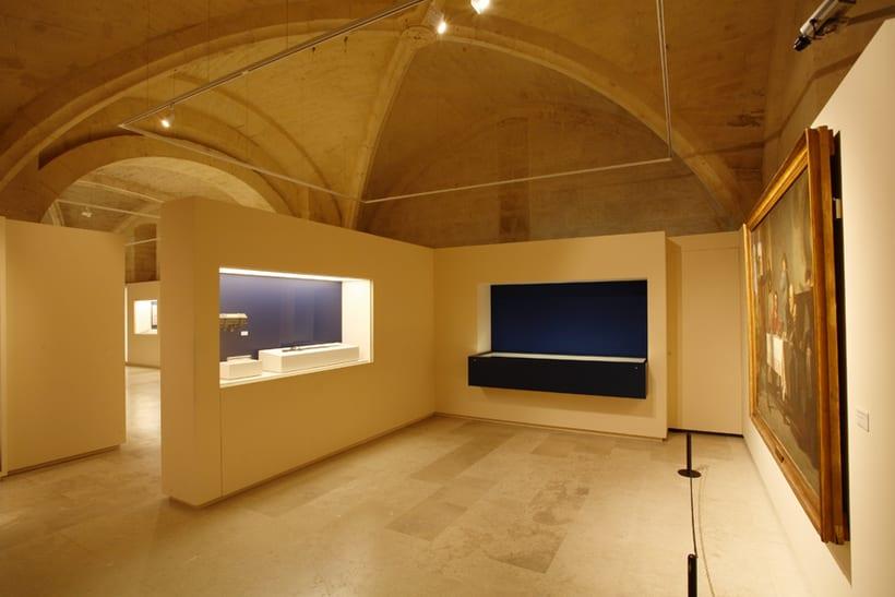 Diseño de Exposición El Cid Campeardor. Catedral de Burgos. 2008. 4