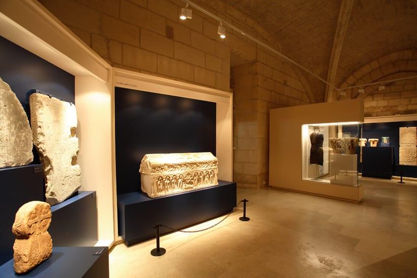 Diseño de Exposición El Cid Campeardor. Catedral de Burgos. 2008. 5