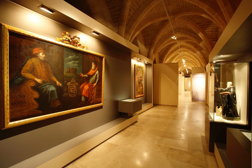 Diseño de Exposición El Cid Campeardor. Catedral de Burgos. 2008. 9