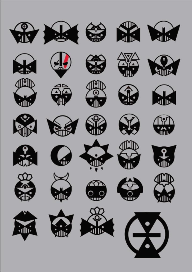 Masks -1