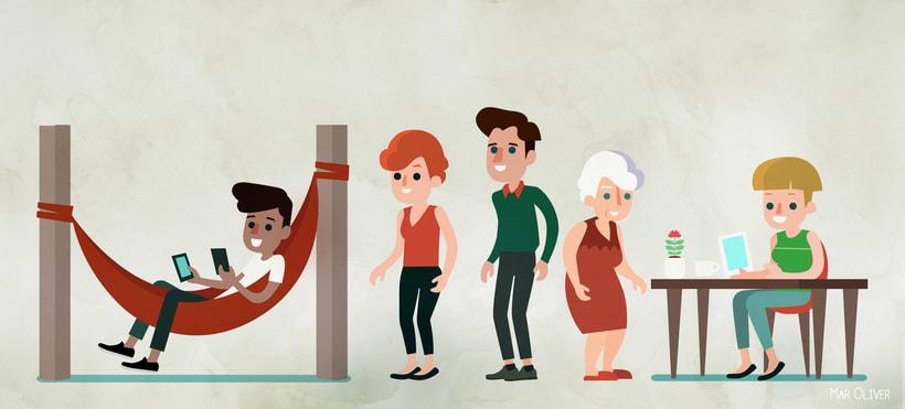 Diseño personajes para animación 5