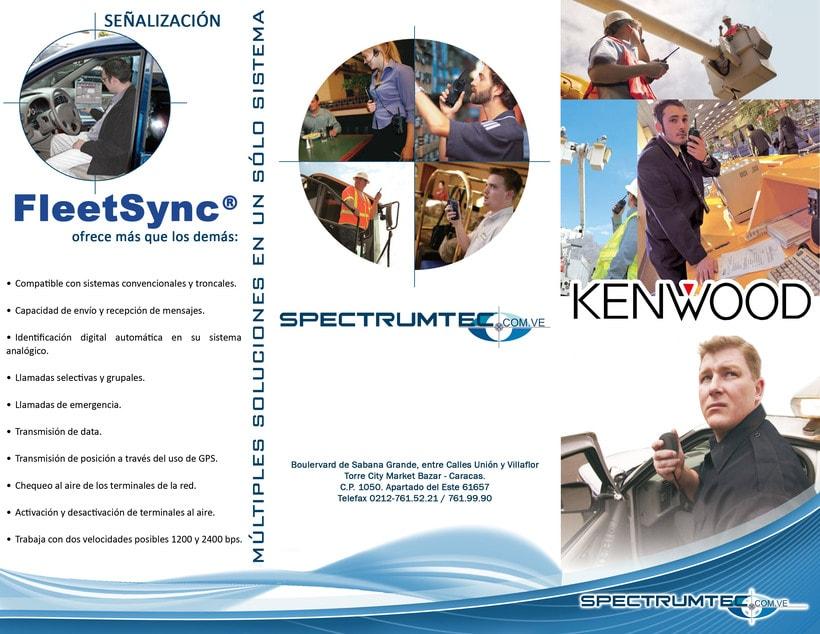 Identidad Corporativa Spectrum 7