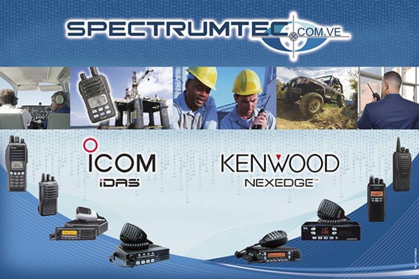 Identidad Corporativa Spectrum 8