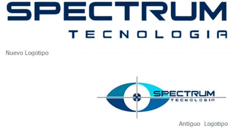 Identidad Corporativa Spectrum 0