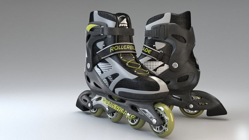 Patines Rollerblade -1