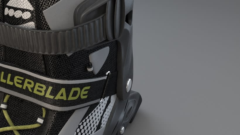 Patines Rollerblade 1