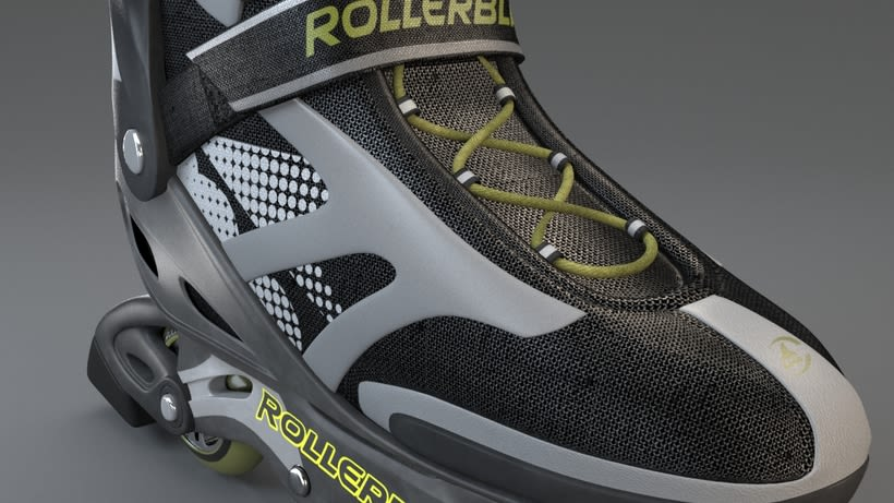 Patines Rollerblade 2