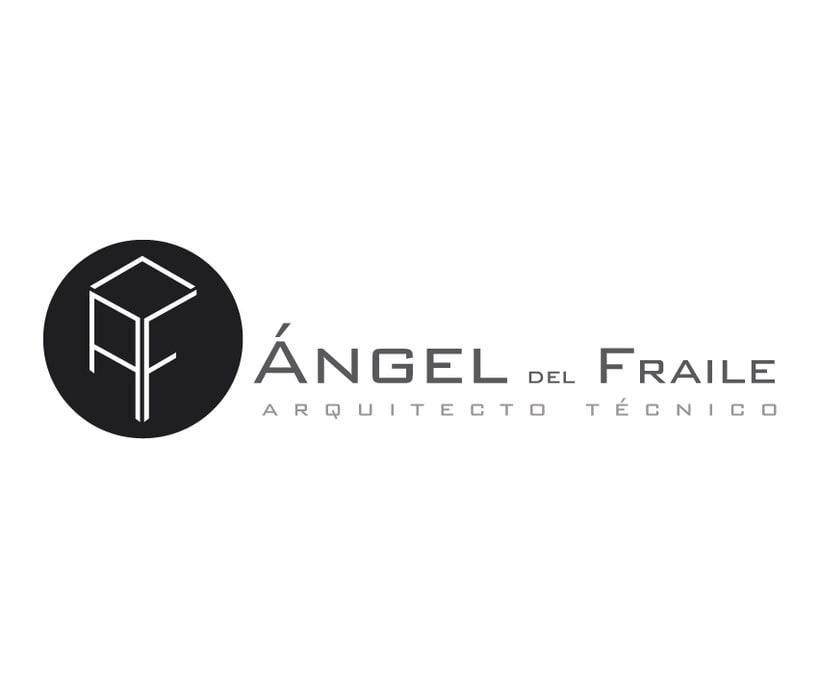 Logotipo Ángel del Fraile  -1
