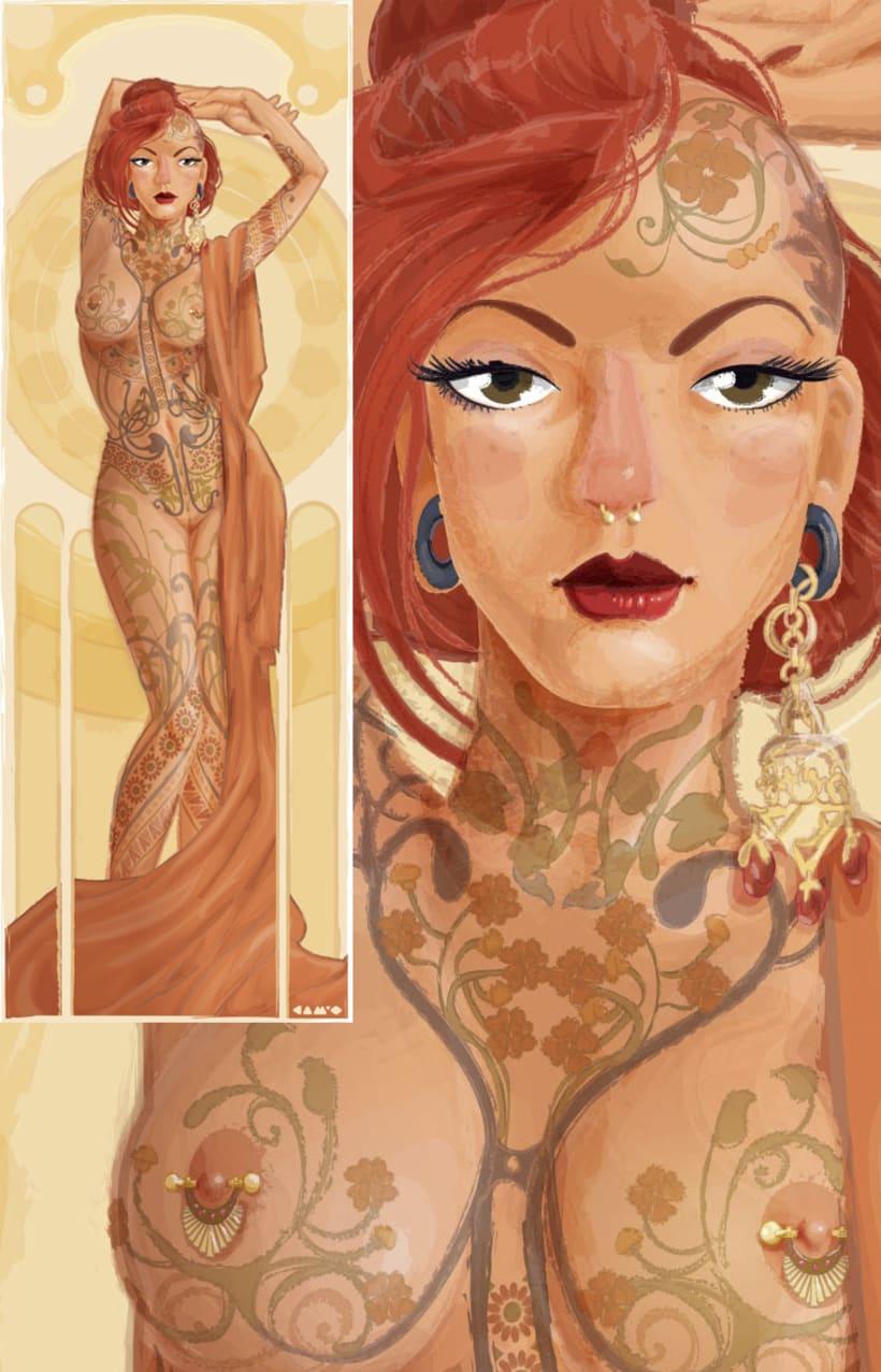 Tattoo -1