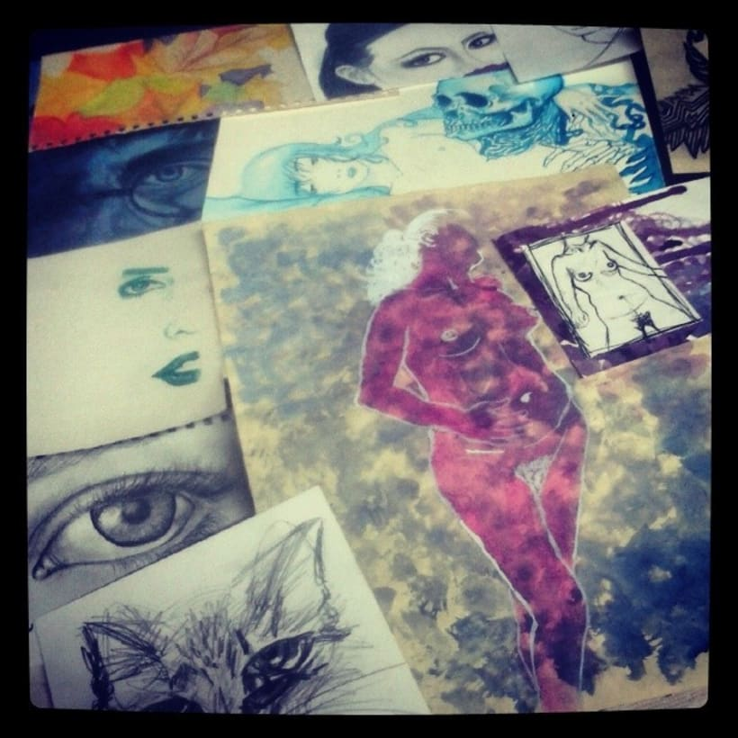 Pintura/Dibujo. 11