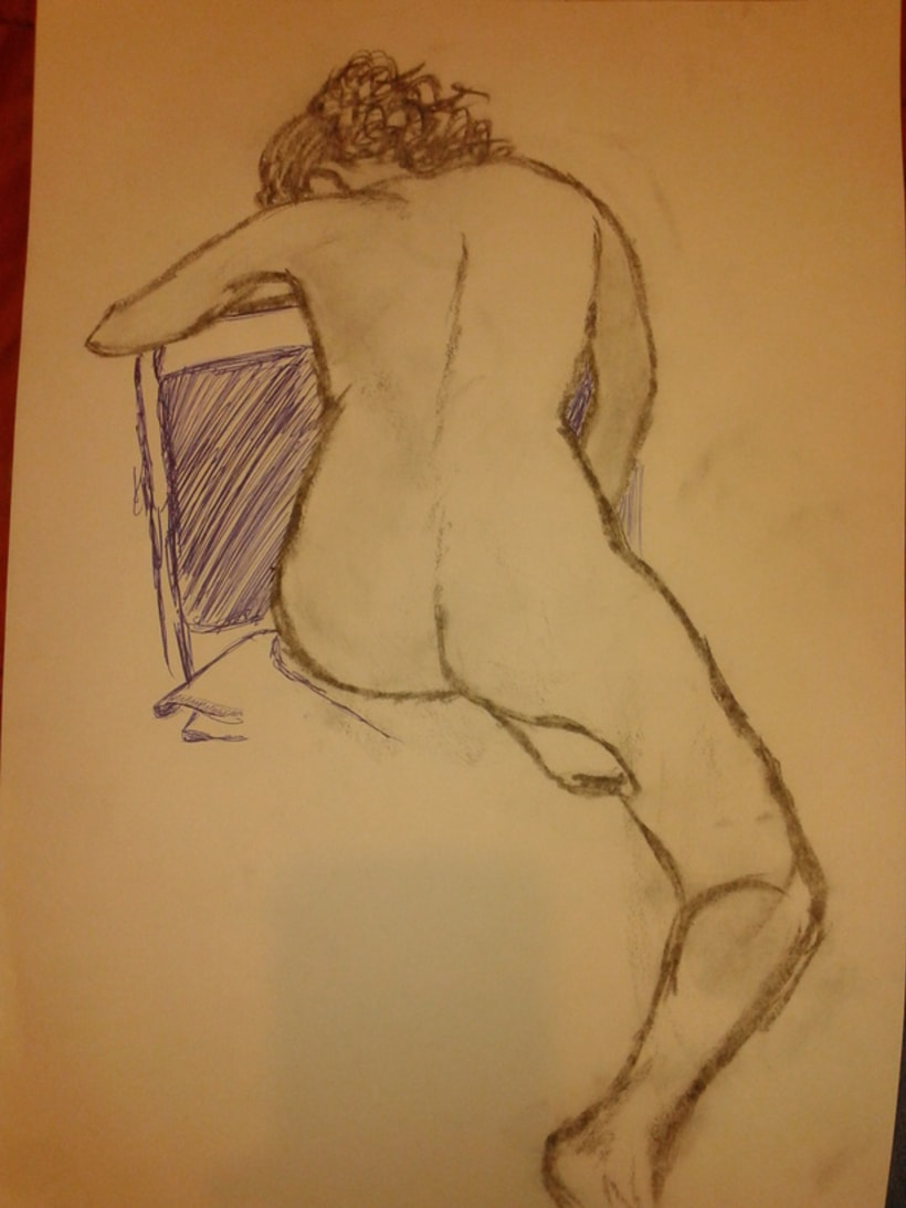 Estudio figura humana. 2