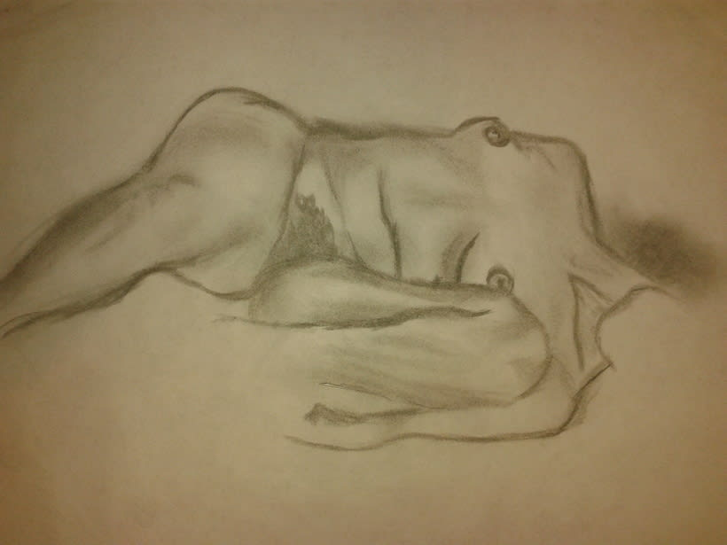 Estudio figura humana. 7