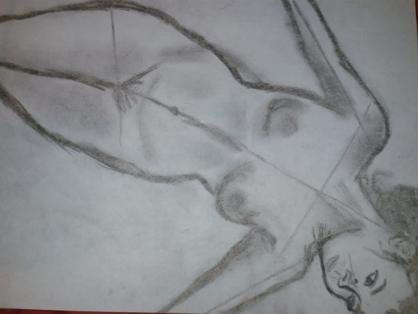 Estudio figura humana. 10