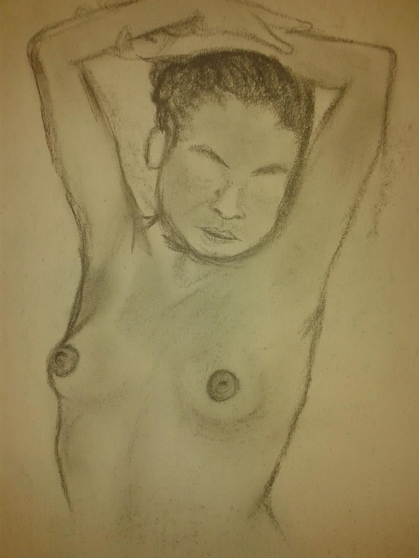 Estudio figura humana. 19