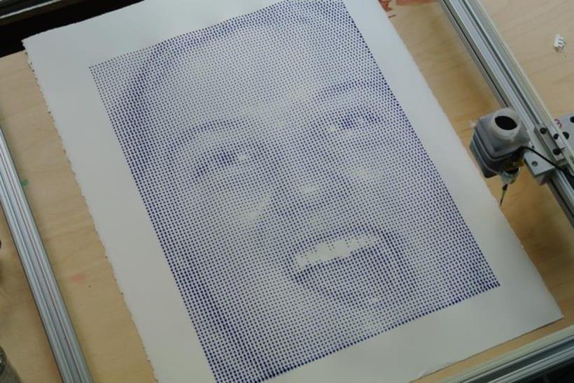 Impresión gota por gota 5