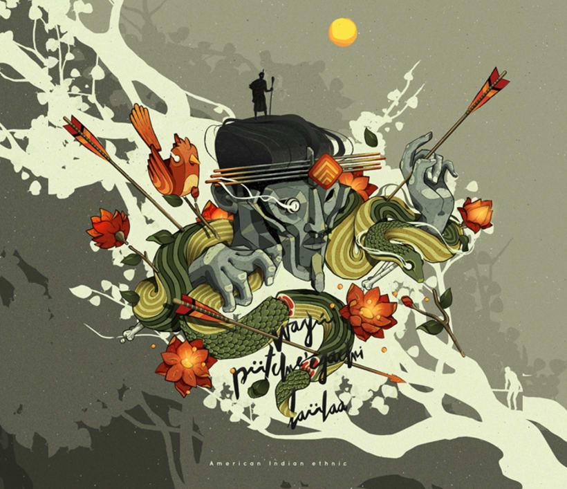 Ilustraciones explosivas de la mano de Julian Ardilla 10