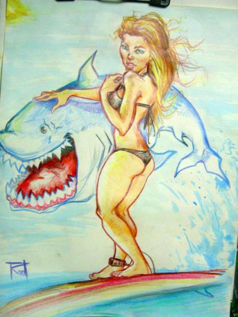 Mi amigo el tiburon 0