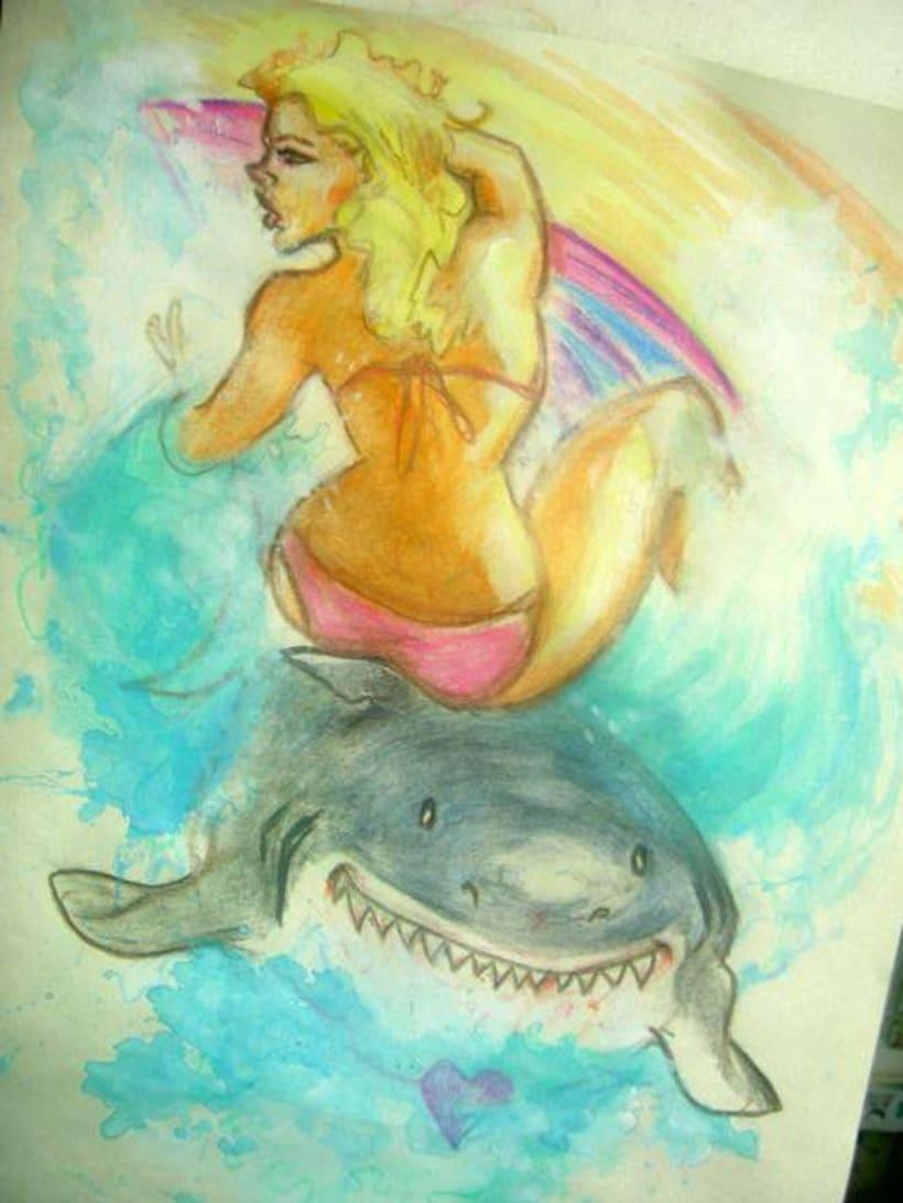 Mi amigo el tiburon 1