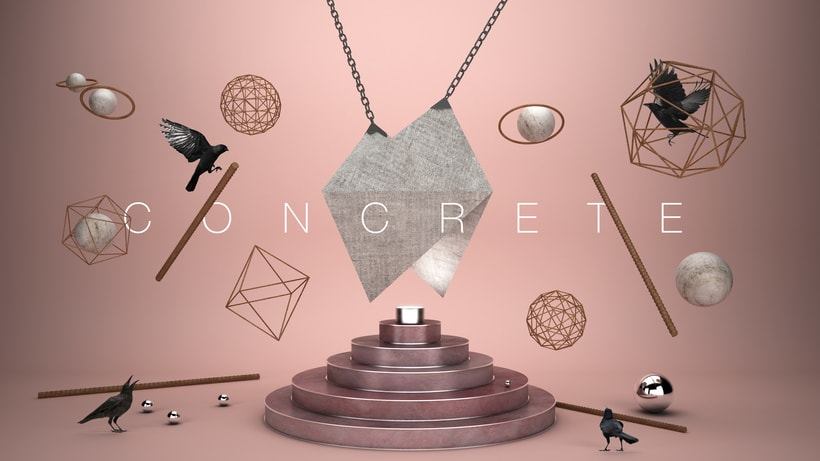 Play With My Logo V: Concrete -1