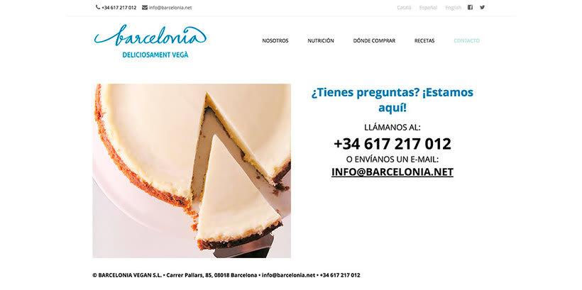 Desarrollo Web/SEO: Barcelonia.net 5