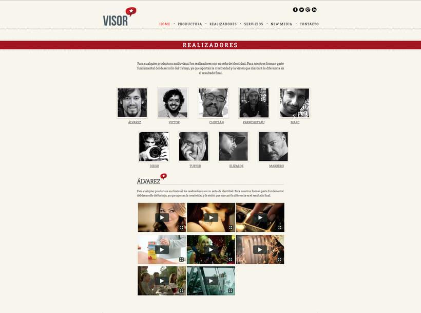 Web Visor Spot Internacional 1