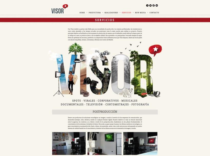 Web Visor Spot Internacional 2
