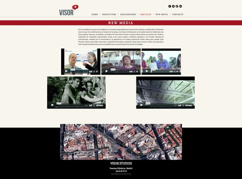 Web Visor Spot Internacional 3