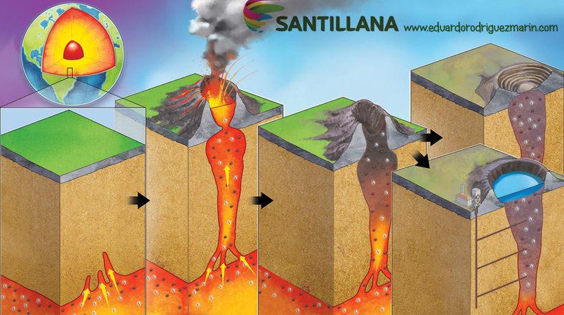 santillana 16