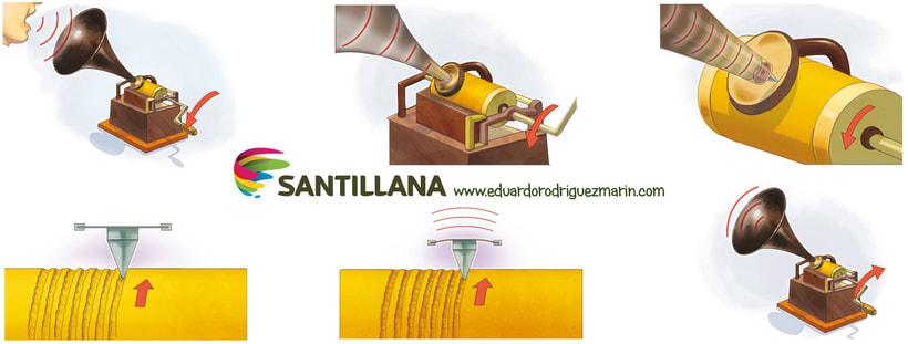 santillana 13