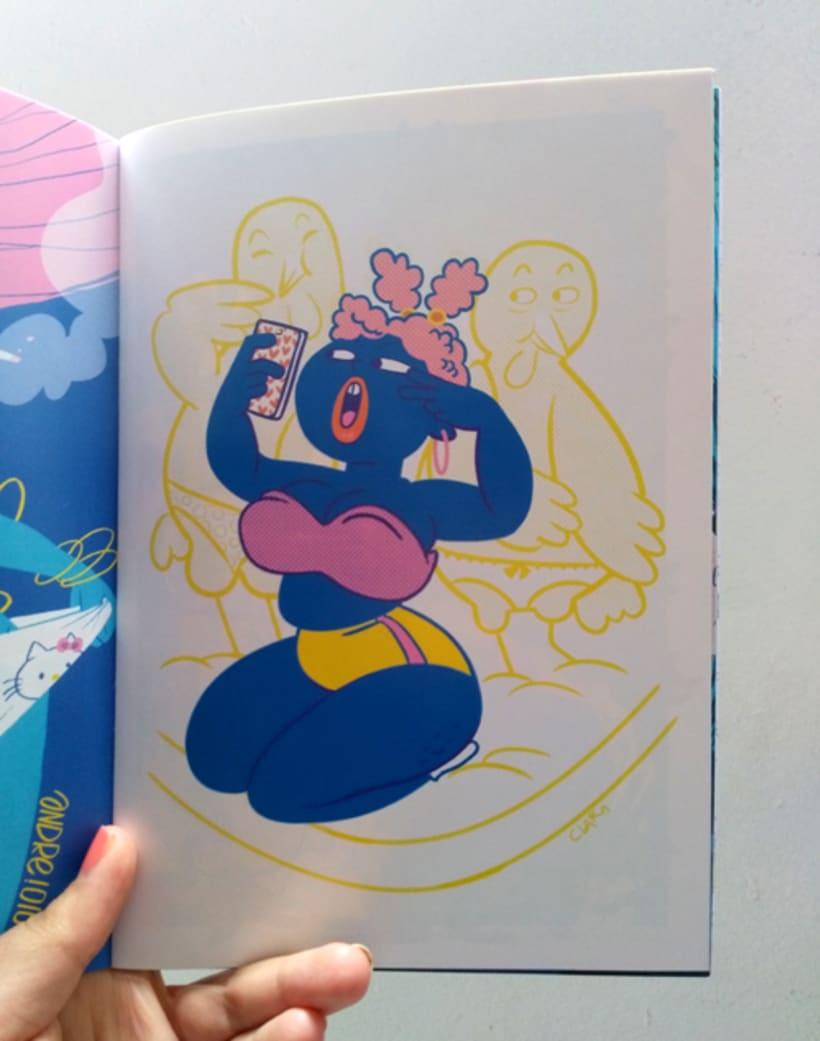 PAVAS EN BRAGAS fanzine 5