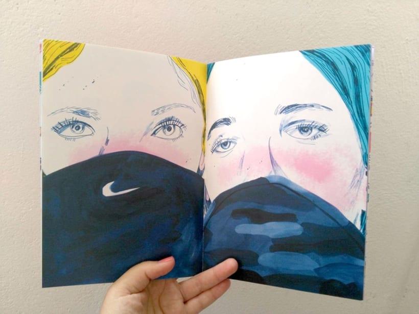 PAVAS EN BRAGAS fanzine 3