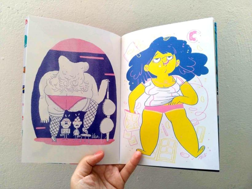 PAVAS EN BRAGAS fanzine 2