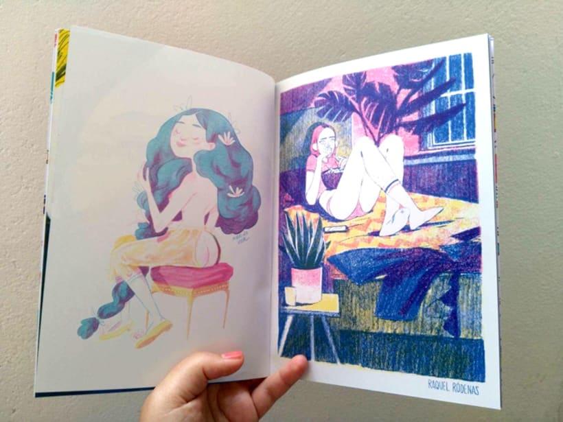 PAVAS EN BRAGAS fanzine 4