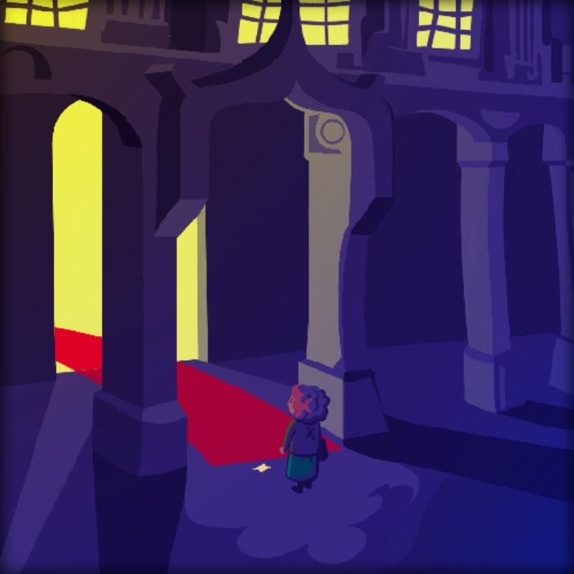 Opera Prima / Adventure Game /2016 1