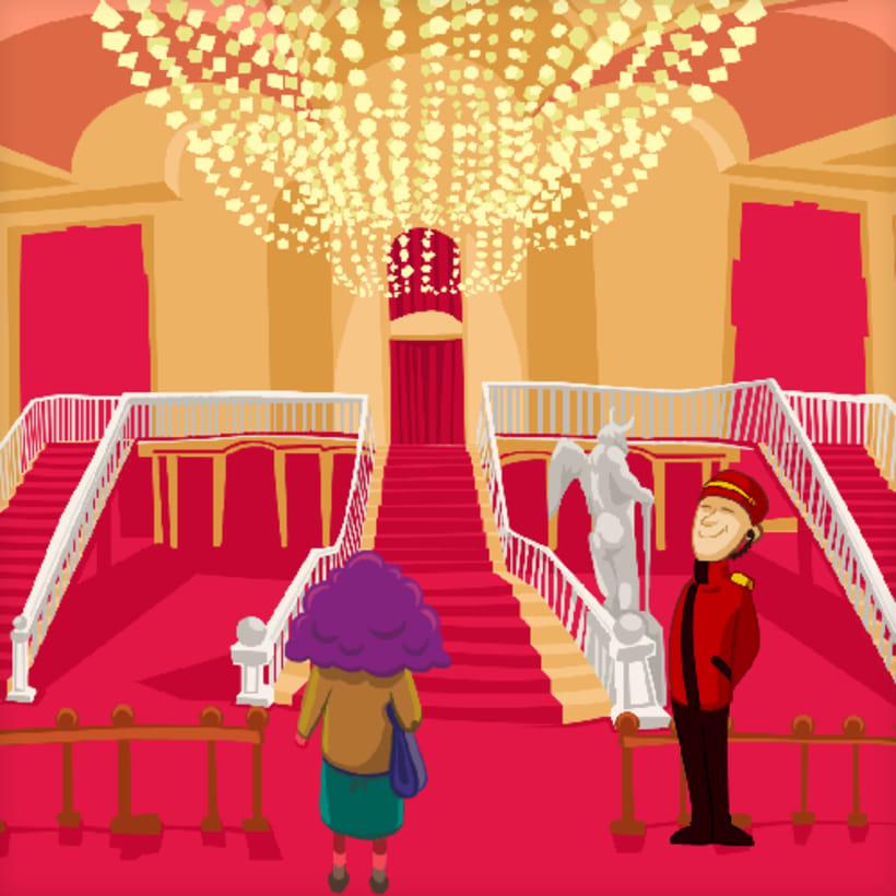 Opera Prima / Adventure Game /2016 2