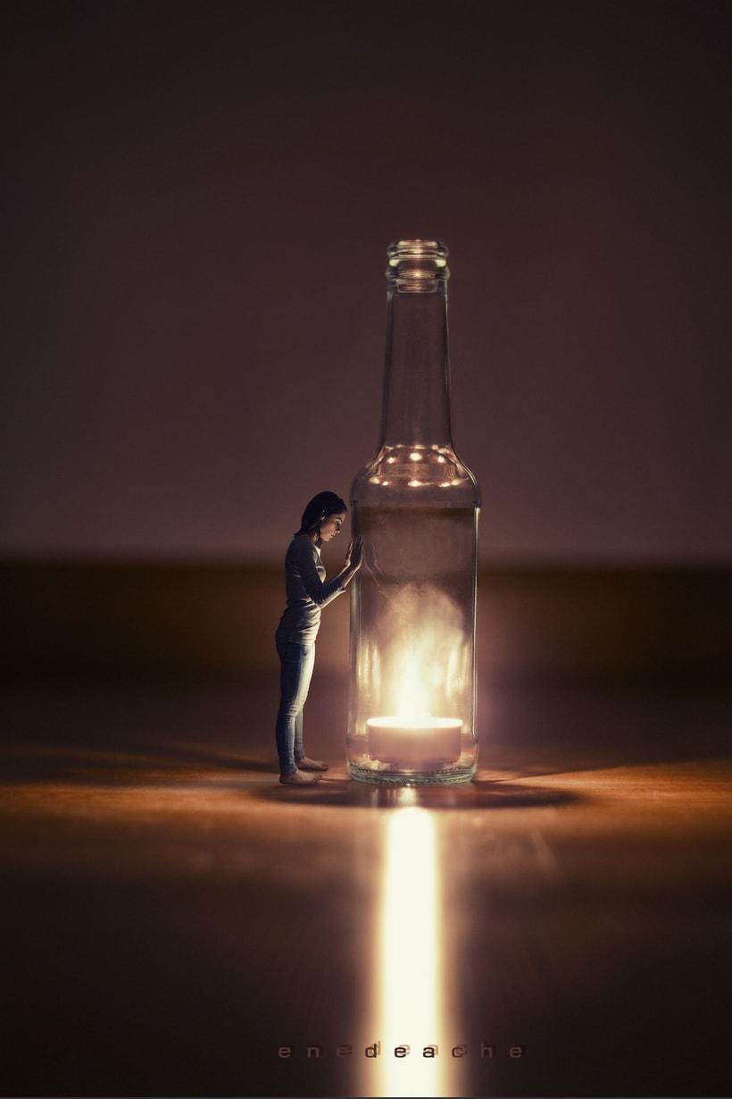 Light // Creative photography  -1