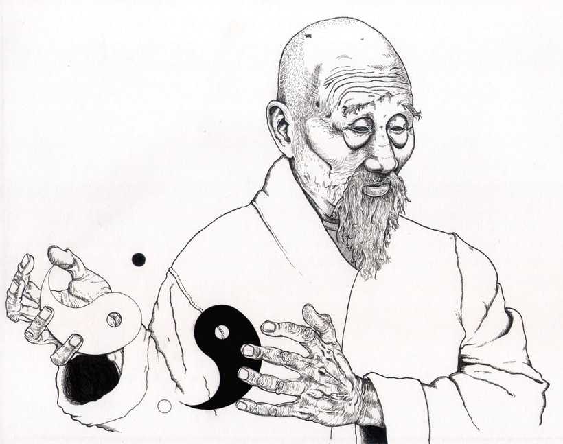 Dibujos a tinta 3