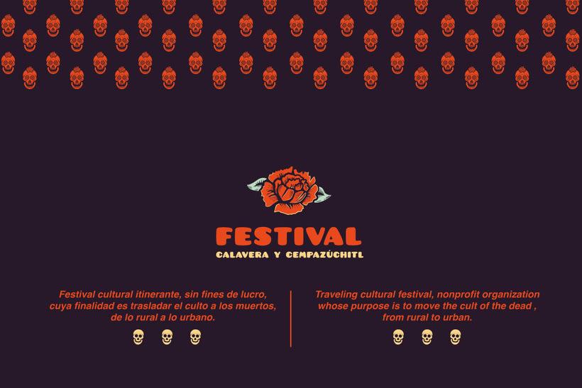 Festival Calavera y Cempazúchitl 0
