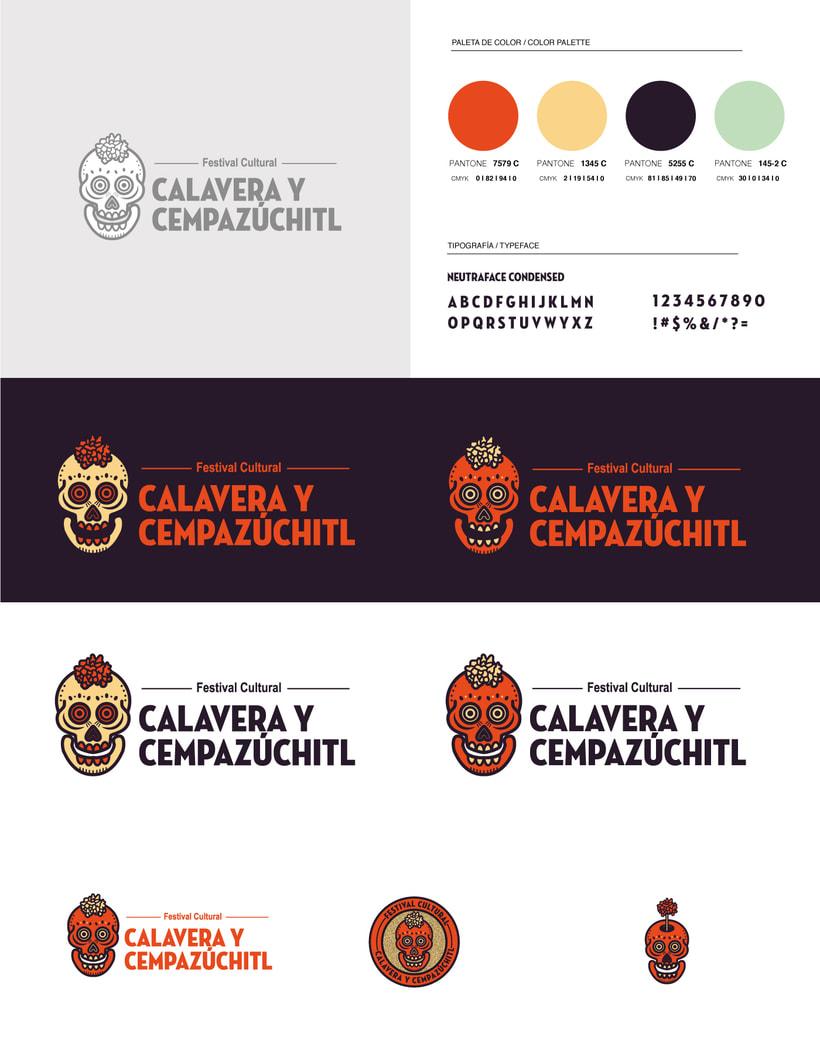 Festival Calavera y Cempazúchitl 2